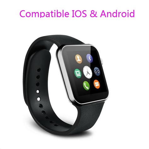 watches compatible with iphone 2015 bluetooth rate monitor sport smart