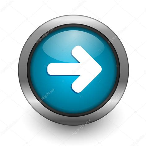 arrow button stock photo  alexwhite