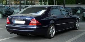 Mercedes 55 Amg : file mercedes benz s 55 amg l v 220 heckansicht 17 april 2011 d wikipedia ~ Medecine-chirurgie-esthetiques.com Avis de Voitures
