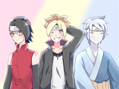 Naruto Next Generations By