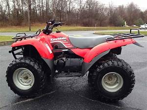 Used 2001 Kawasaki Prairie 300 2wd Atvs For Sale In New