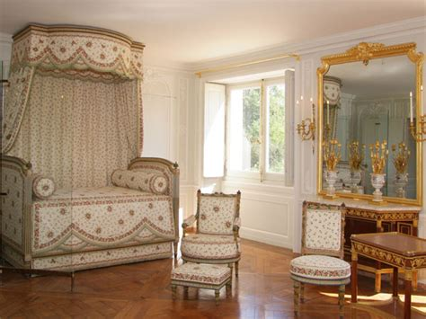 Marie Antoinette's Bedroom, Le Petit Trianon, Palace Of