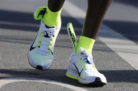 siege social nike eliud kipchoge remporte le marathon de berlin malgré des