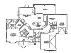 basement home floor plans the 28 best rambler house plans with walkout basement house plans 11654