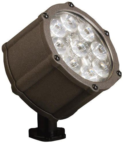 kichler lighting 15753azt led accent light 9 light low