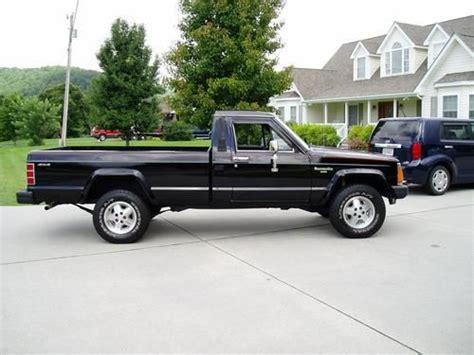 jeep comanche 4x4 buy used 1987 jeep comanche laredo 4x4 4 0 5 speed