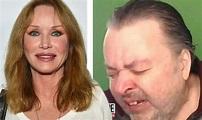 Tanya Roberts' 'distraught' husband breaks down after ...