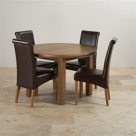 round dining table for 4 knightsbridge round extending dining set dining table 4