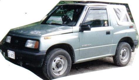 1990 Suzuki Sidekick by 1990 Suzuki Sidekick Overview Cargurus
