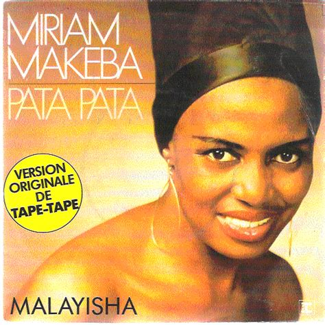 pata pata malayisha by miriam makeba sp with gmsi ref 111033692