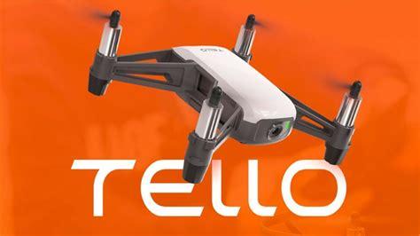 dji ryze tello drone review programmable  scratch youtube