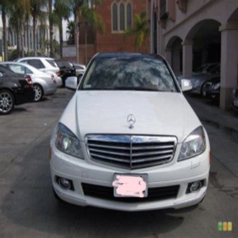 Buy Used 2008 Mercedes C300 4matic Luxury In Louisville