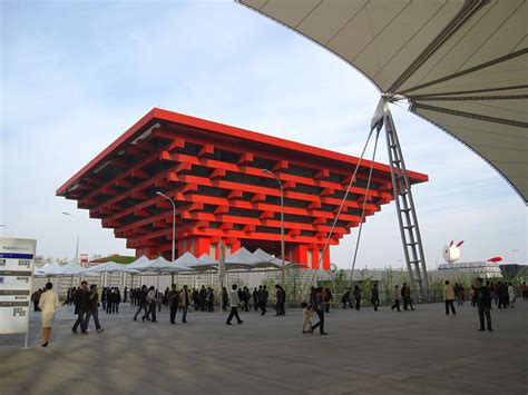 shanghai world expo china pavilion 187 design tive information design