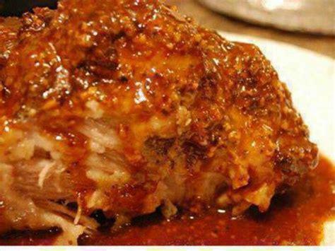 crock pot pork roast dinner