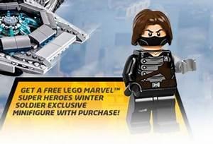 LEGO Marvel Super Heroes Winter Soldier Exclusive ...