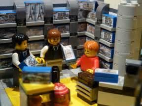 Moc LEGO Stores