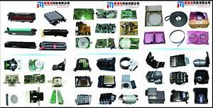Scanner Parts For Fujitsu Fi