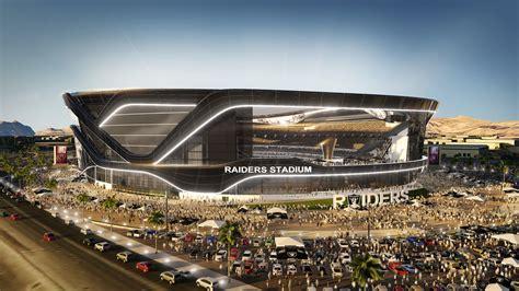 NFL - Un stade à 1,9 milliard de dollars pour les Raiders ...