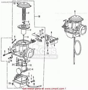 Keihin Carburetor Model Numbers
