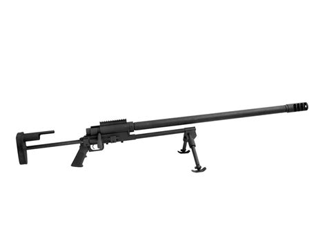 Noreen 50 Bmg by Noreen Ulr Rifle 50 Bmg Black
