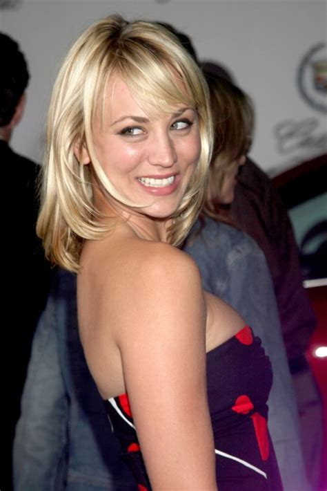 kaley cuoco hairstyles hairstyles update