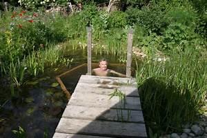 Badeteich Im Garten : ein profi zeigt uns seinen garten stadtlandflair ~ Markanthonyermac.com Haus und Dekorationen