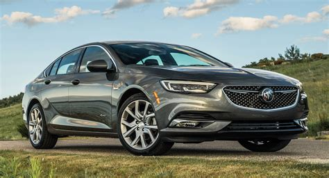 2019 Buick Regal Avenir Comes In At A Princely $36,195