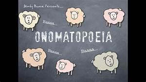 Onomatopoeia - YouTube