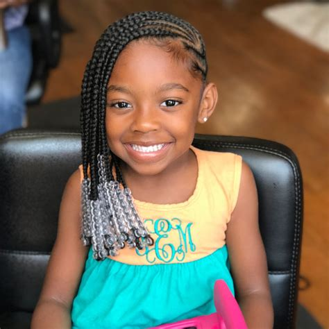 Lil Kid Hairstyles by Pin By Tuwanna On Hair In 2019 Braided
