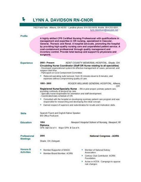 19485 nursing resume objective exles sle objective resume for nursing http www