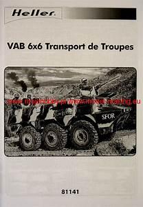 Gls Transport Avis : vab 6x6 transport de troupes heller 81141 ~ Maxctalentgroup.com Avis de Voitures
