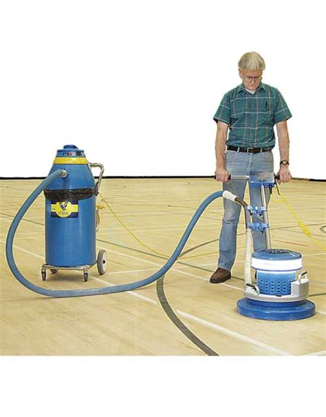 Dustless Floor Sanding Machines by Woodpecker The Dustless Floor Sander Use It With Weights