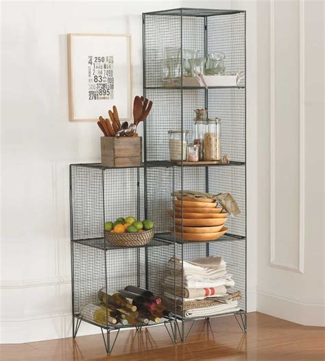 storage unit for kitchen classic wire shelving units with steel pantry shelving 5893