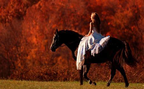 horse woman wallpaper google search colorful