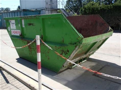 sperrmuell muenchen sperrmuellcontainer container schmidt