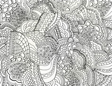 Photo Abstract Coloring Books Images
