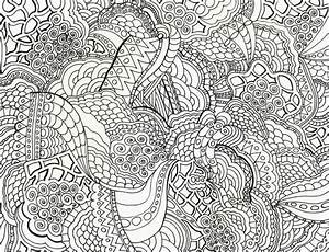 Coloring Pages: Photo Abstract Coloring Books Images ...