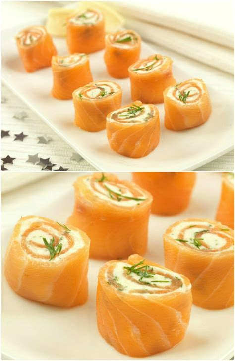 Party Food Recipes  Salmon Pinwheels  In The Playroom