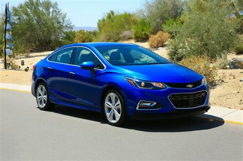 2018 Chevrolet Cruze Pricing