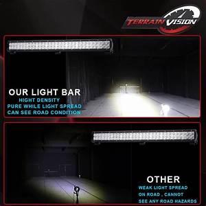 Polaris Ranger 570 900 Xp Full Size 2013 Up 28 U0026 39  U0026 39  Led Light