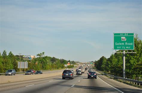 east interstate georgia ga atlanta aaroads exit madison