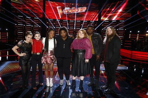 kirk jay on the voice last night the voice semifinals recap it was go big or go home for