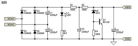 Minimalist Discrete Preamp Audio Circuits Elshem