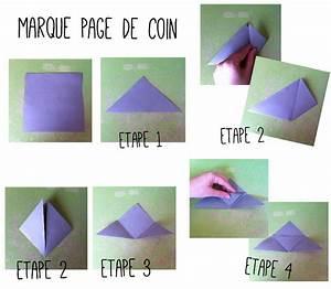 Marque Page En Papier : marque page de coin tuto l 39 atelier de l 39 effet merry 39 d ~ Melissatoandfro.com Idées de Décoration