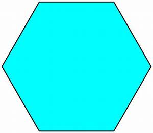 Diagram Of Hexagon