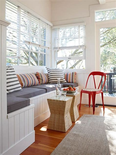 window seat designs living rooms 26 smart and creative small sunroom d 233 cor ideas digsdigs