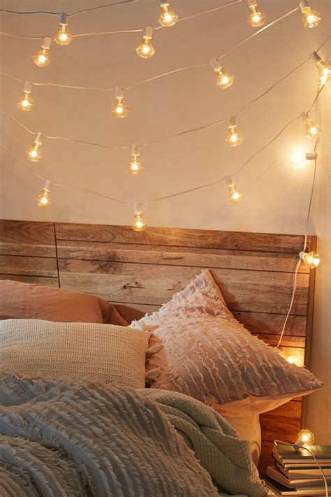 rope lights for bedroom turn your bedroom into a fairytale with just a few string lights dipfeed