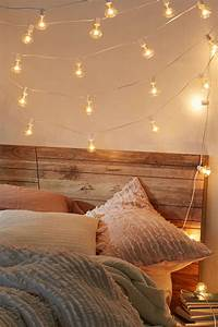 Turn, Your, Bedroom, Into, A, Fairytale, With, Just, A, Few, String, Lights