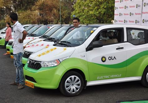 Cab Leasing Arm Ola Fleet Procures 6.3 Mn Loan From Yes