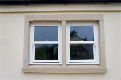 90% Donegal & 10% Omagh Sandstone With Sandstone Window